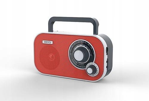 Camry Radio Czerwone CR1140R