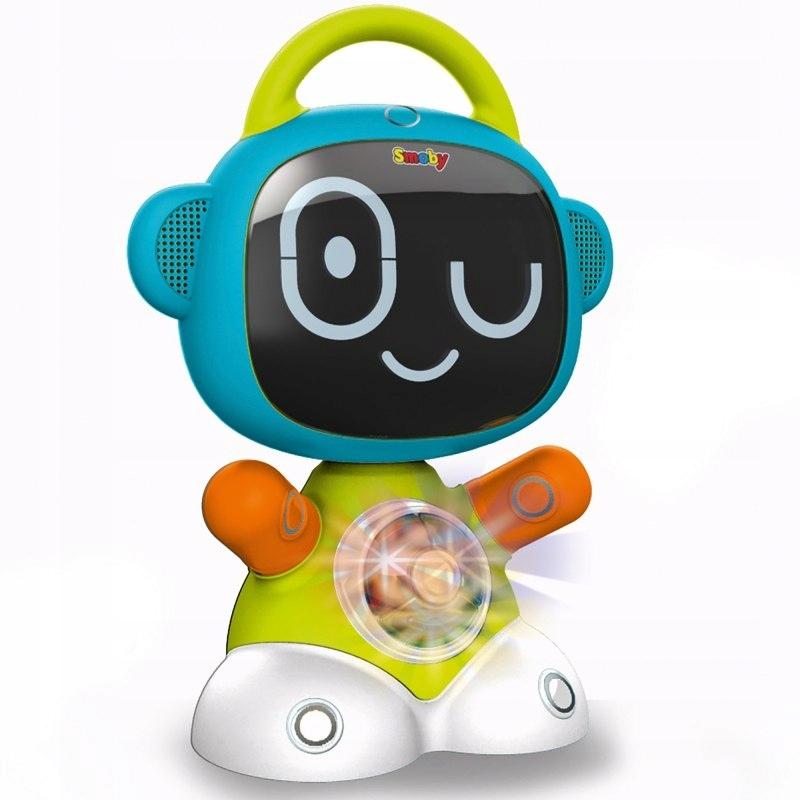 Smoby Smart Interaktywny Robot Edukacyjny WERSJA P