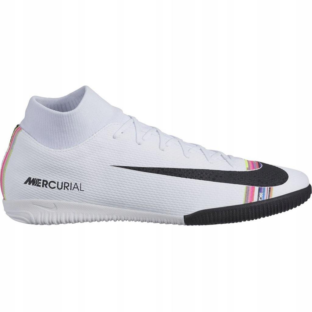 Buty halowe Nike Mercurial Superfly X 6 Academy IC AJ3567 109