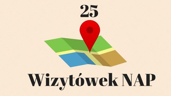 25 Wizytówek NAP, Pozycjonowanie lokalne