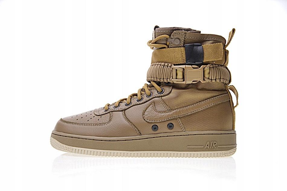 Buty Męskie Nike Air Force 1 Special Forces 857872 200, NIKE