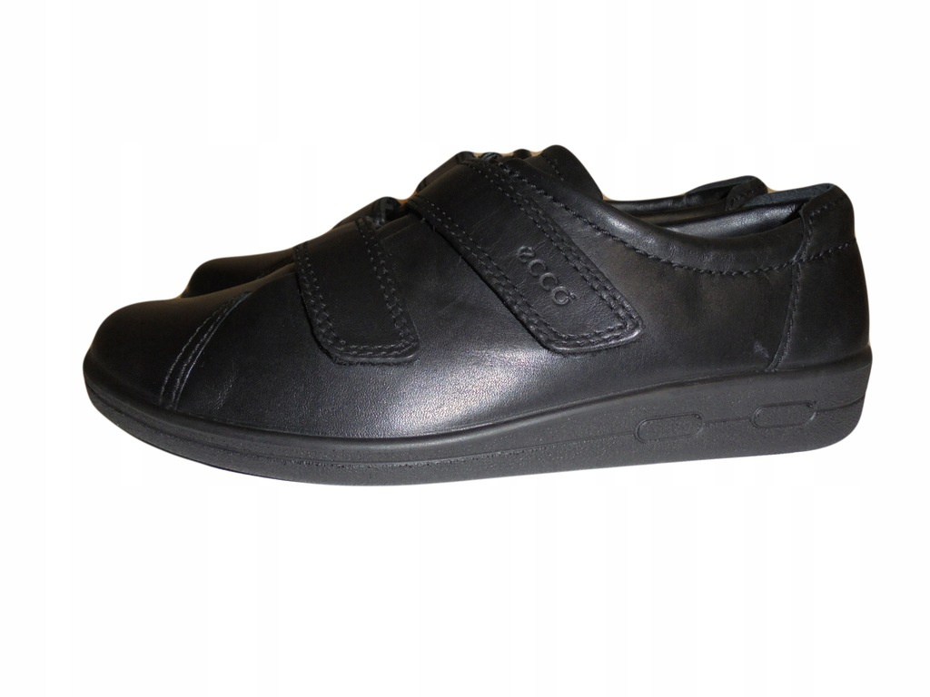 Skórzane buty Ecco Soft. Stan idealny. Rozmiar 38.