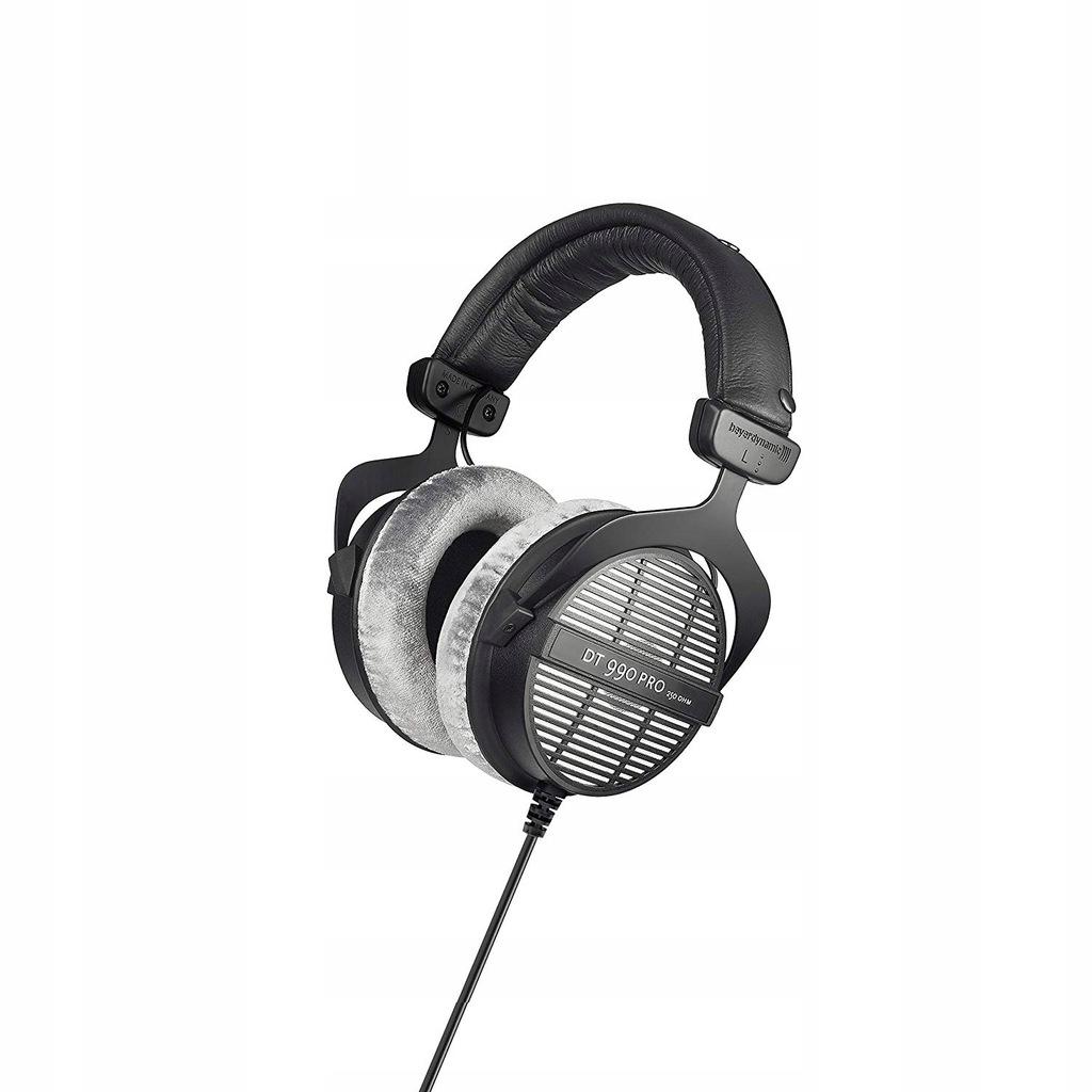 I4614 beyerdynamic DT 990 Pro 250 omów Słuchawki