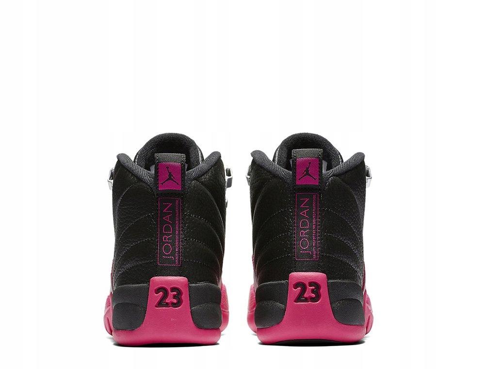 Buty Damskie, Dziecięce Air Jordan 12 Retro GS 510815 060