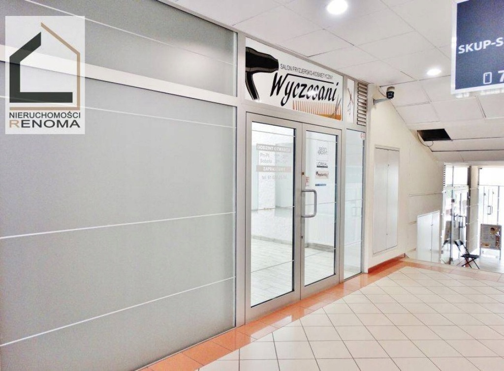 Komercyjne, Poznań, 65 m²