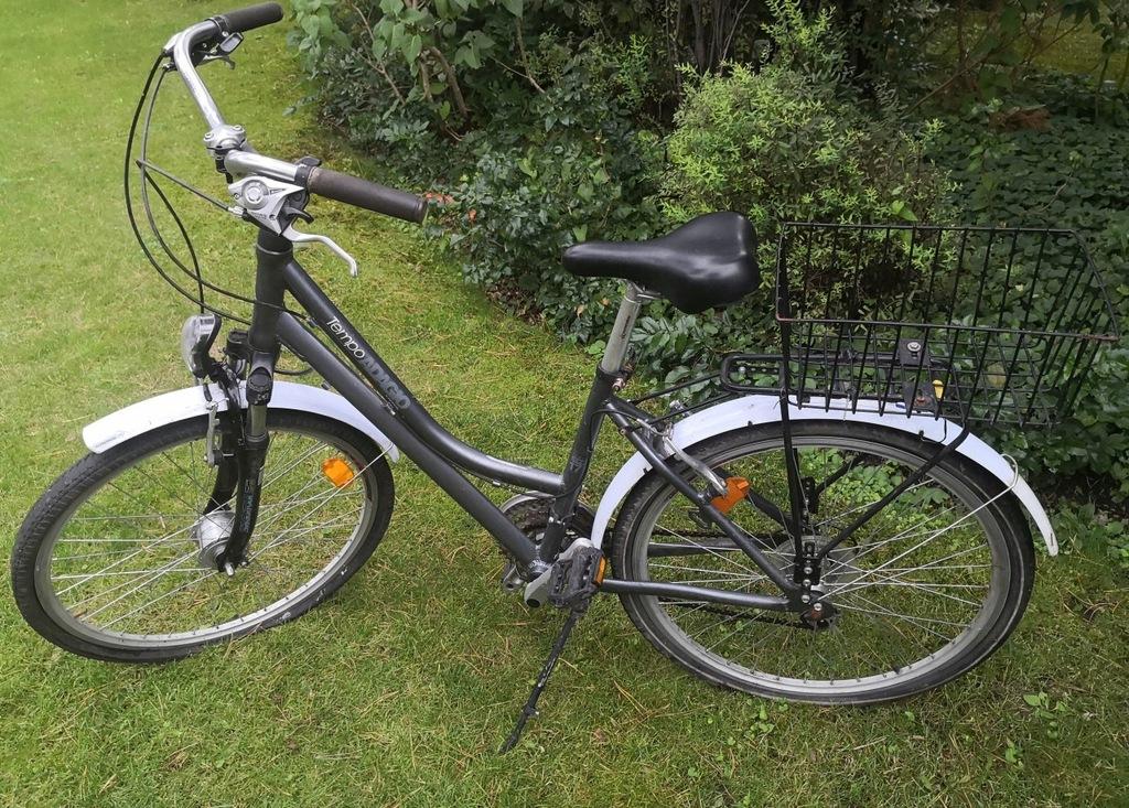 Rower Kross Tempo Adagio 17'' M Aluminiowy