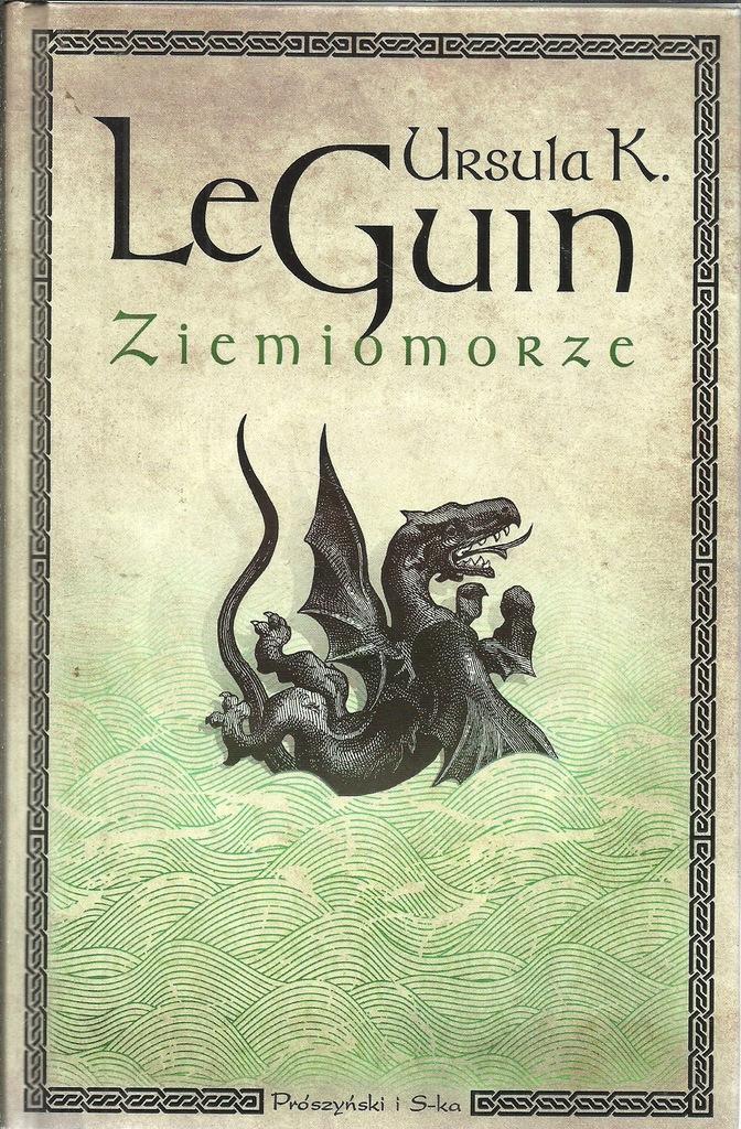 ZIEMIOMORZE Ursula K. LeGuin