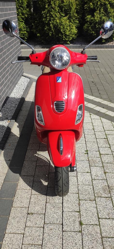 Skuter Piaggio Vespa 125