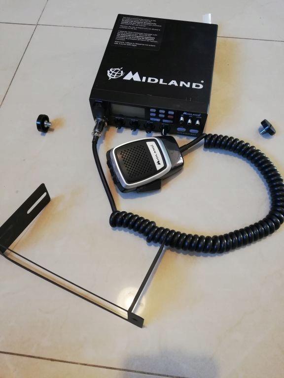 CB radio Alan 48 plus multi B + ramka