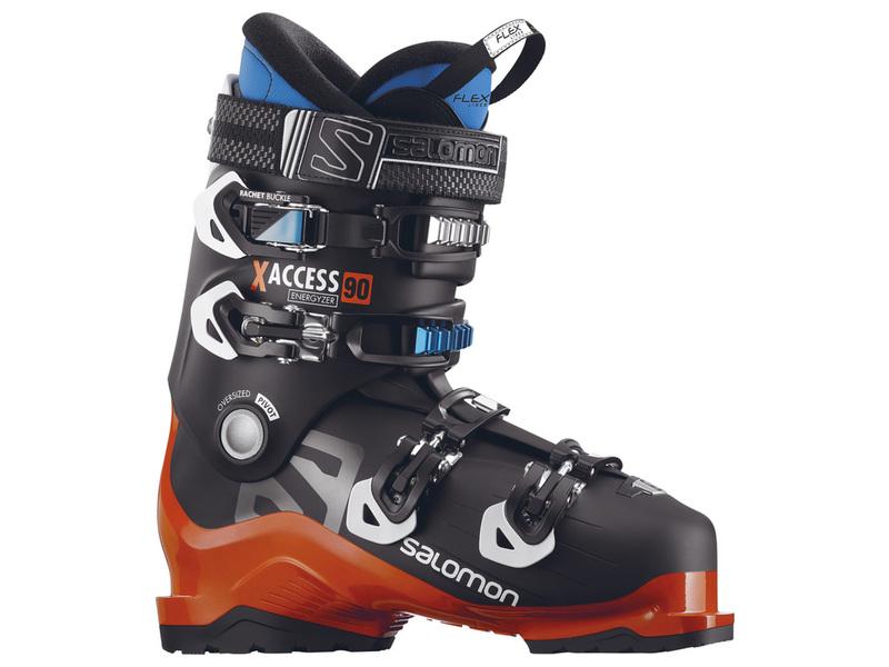 Buty narciarskie Salomon Energyzer 100 Custom Shell 27 27.5