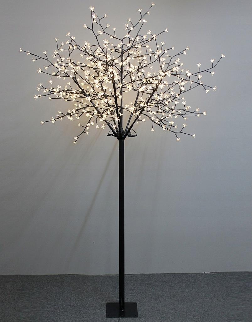 Drzewko Ozdobne 400 Led 200 Cm Swiateczne 9301101560 Oficjalne Archiwum Allegro