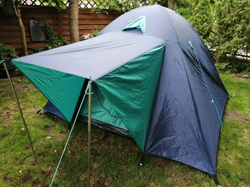 Namiot turystyczny ,,POLARIS IGLU 3,, 3 osobowy