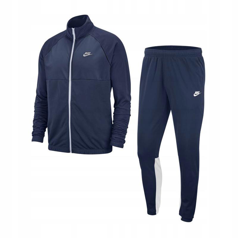 Dres Nike NSW Tracksuit M BV3055-410 L