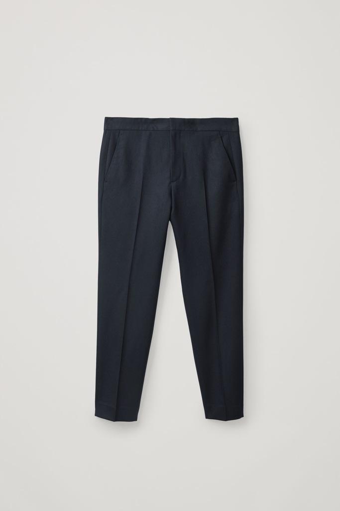 COS Spodnie, wełna/kaszmir, Rozm.EU 48