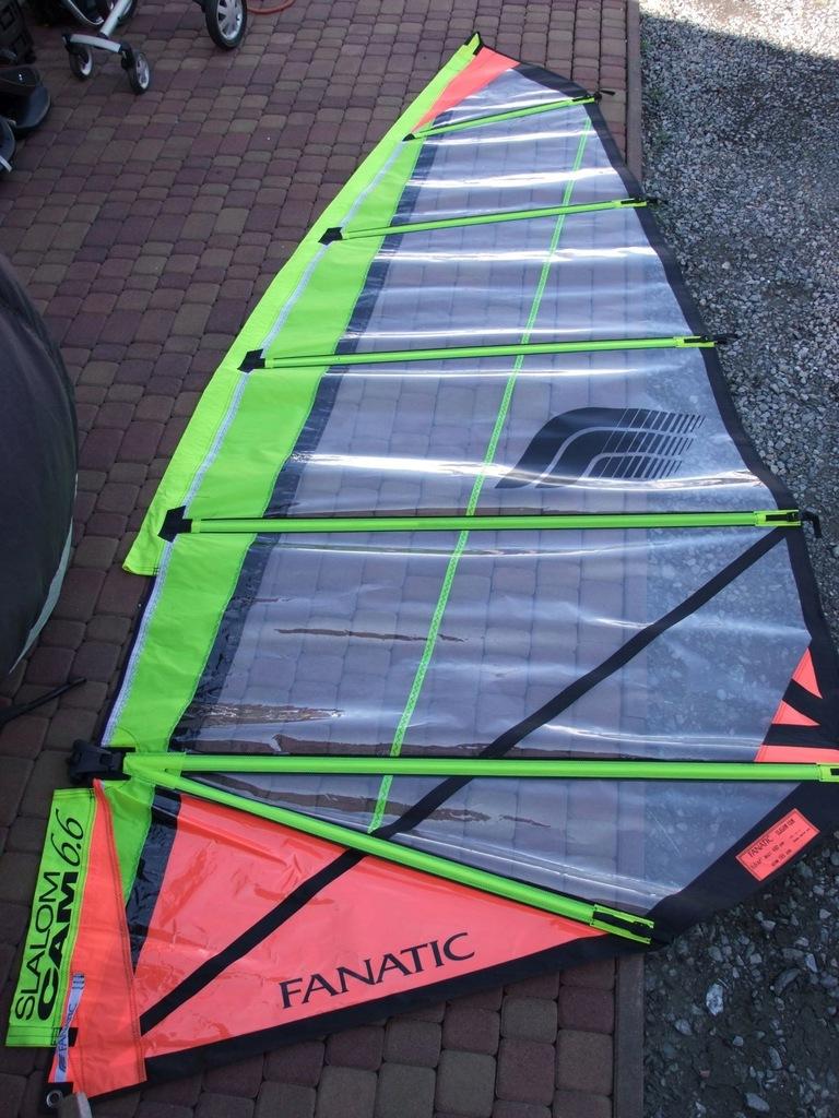 Żagiel do windsurfingu FANATIC -6,6 M