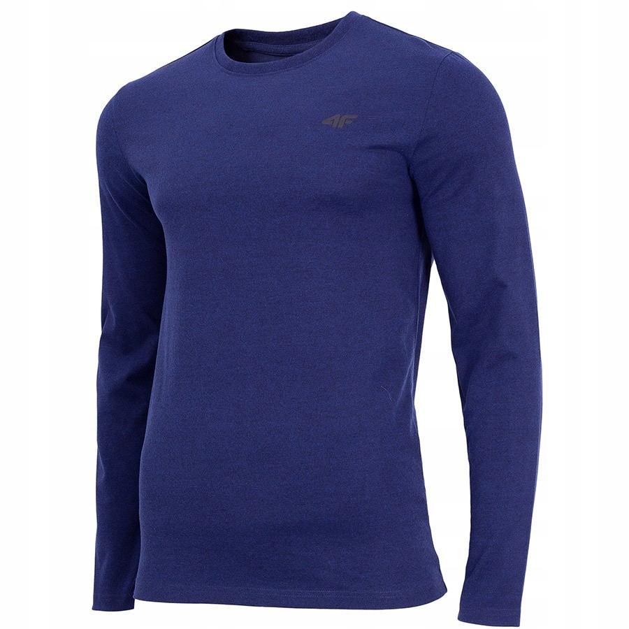 Koszulka męska longsleeve 4F H4Z19-TSML001 # M