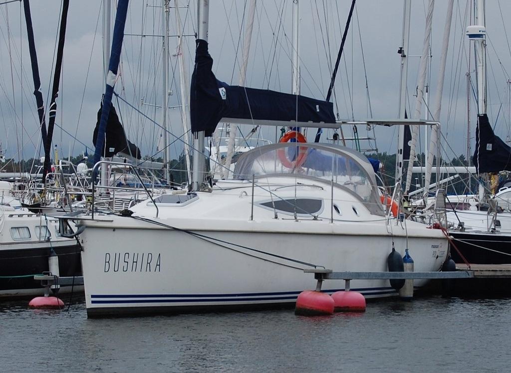 Jacht morski Nordman - Maxus 33, diesel, 2012 r