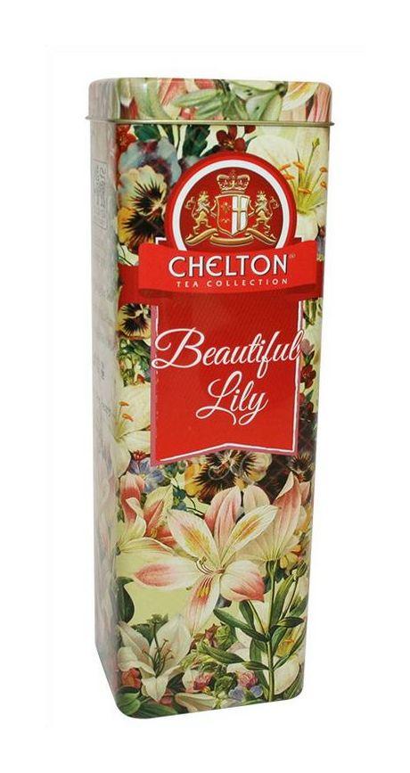 Chelton Bukiet LILII - herbata 80g puszka