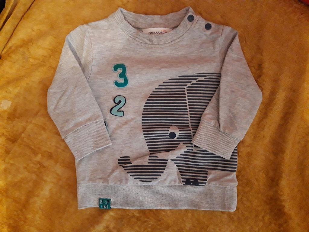 Bluza r.68 Cocodrillo