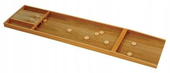 Shuffleboard BILARD HOLENDERSKI Sjoelbak Drewniany