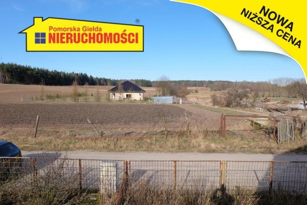 Działka, Miękowo, Szczecinek (gm.), 1000 m²