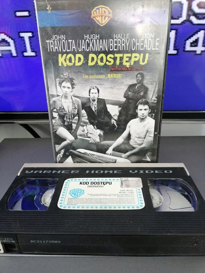 Kod dostępu - VHS