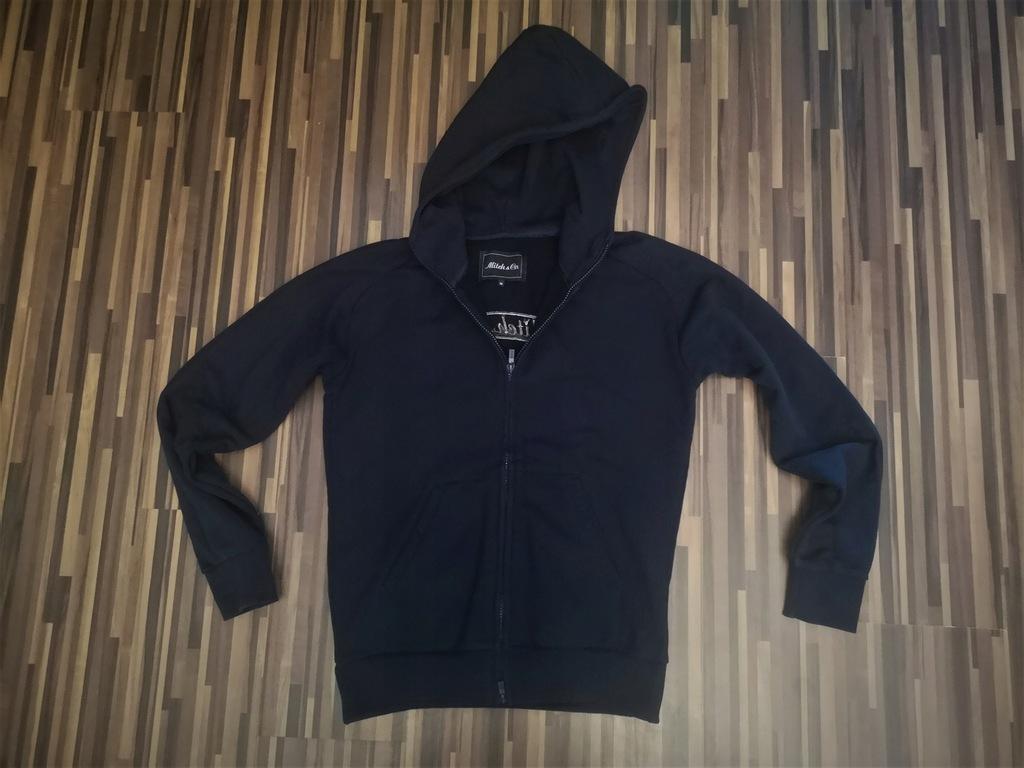 Bluza MITCH & Co. Black CLASSIC !!Rozm.M