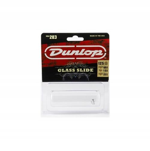 DUNLOP 203 - slide szklany