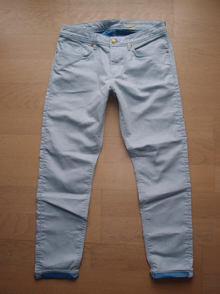 Spodnie jeans H&M BOYFRIEND rozm. W28L32