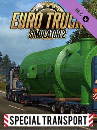 Euro Truck Simulator 2 - Special Transport STEAM