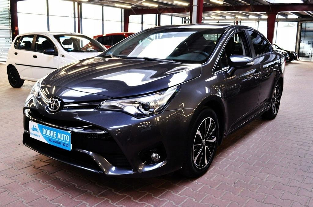 Toyota Avensis, 1.8 147KM AUTOMAT,Skóra,