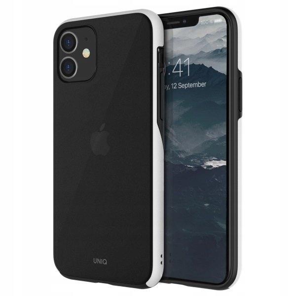 UNIQ etui Vesto Hue iPhone 11 biały/white UNIQ