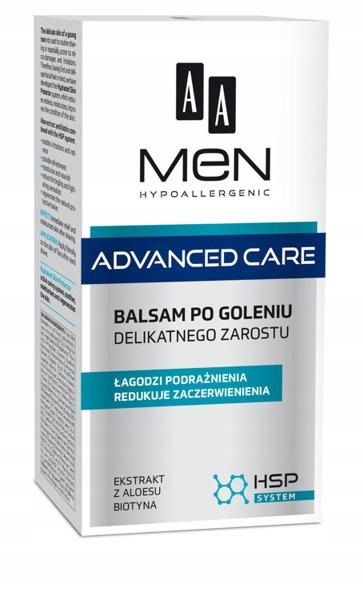 AA Men Advanced Care balsam po goleniu del.zarostu