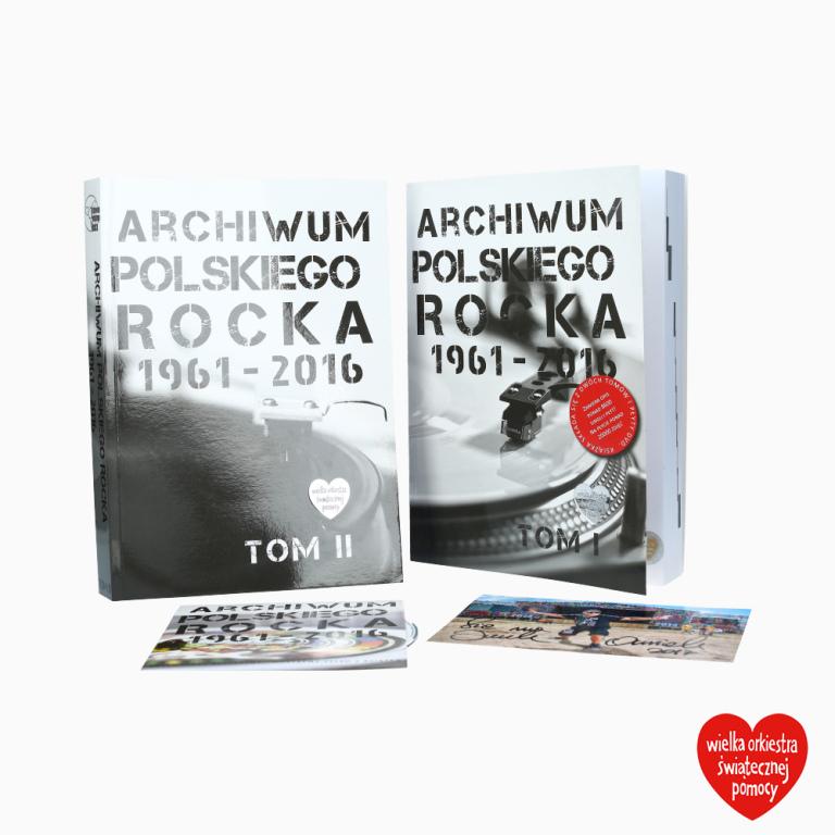 Archiwum Polskiego Rocka 1961-2016
