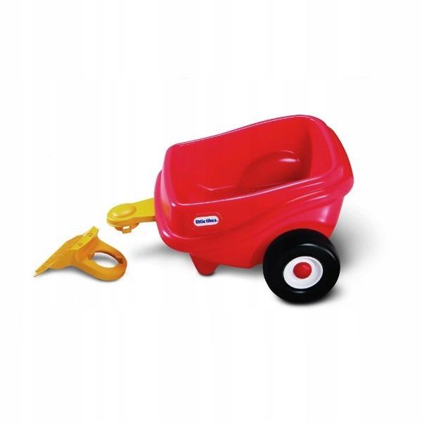 Little Tikes Cozy Coupe Przyczepka czerwona