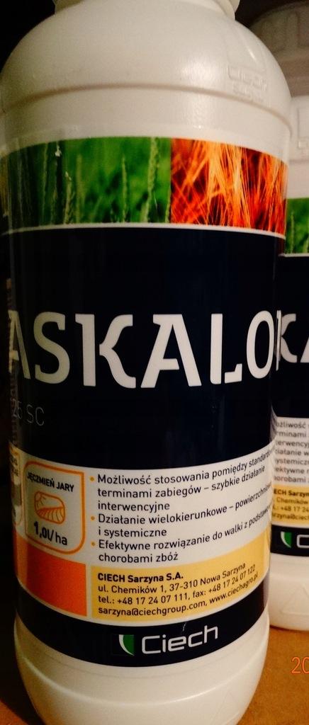 Askalon 125 Sc 1l Fungicyd Na Choroby Zboz Nowosc 9035983850 Oficjalne Archiwum Allegro