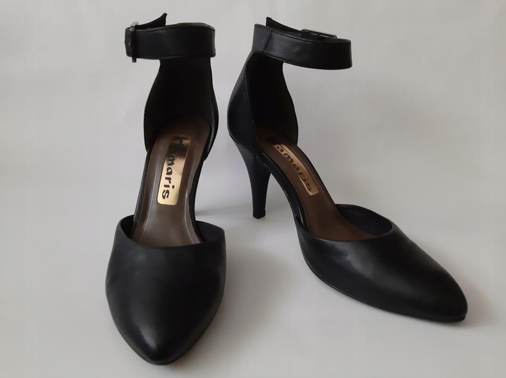 TAMARIS r. 36 czółenka, sandały