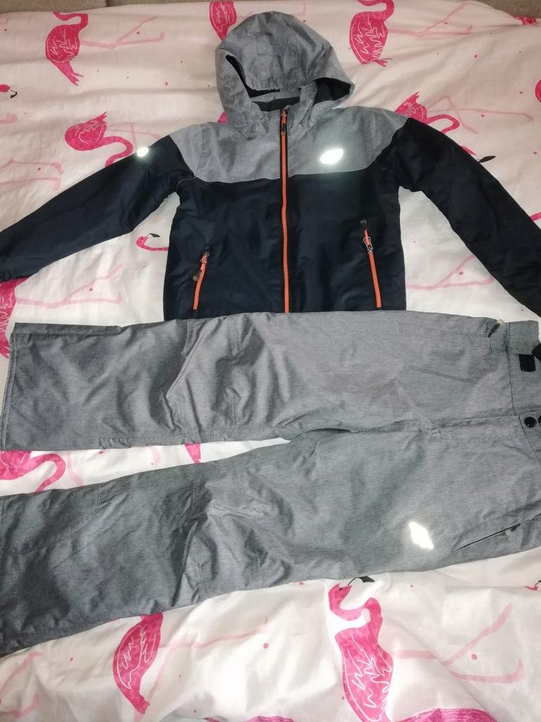 Kurtka, spodnie kombinezon 4F 128