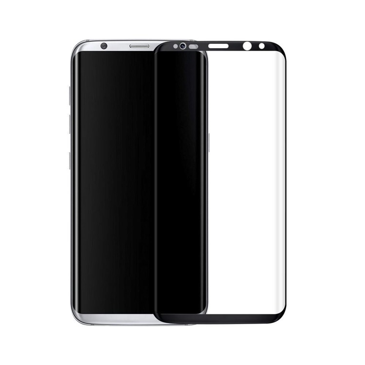 SZKŁO HARTOWANE CAŁY EKRAN 3D 9H Samsung Galaxy S8