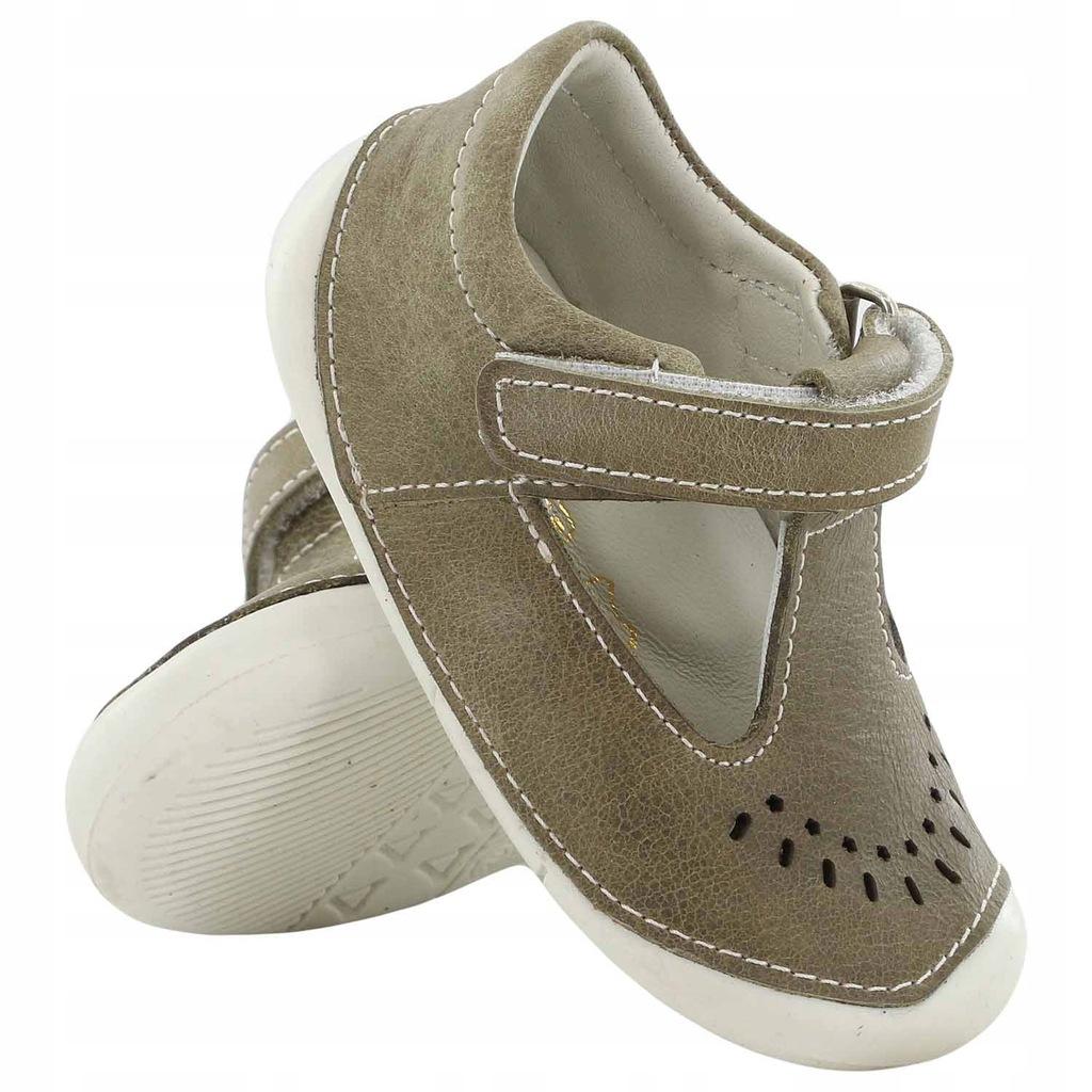 ORTOFARM obuwie dla niemowląt zdrowotne OF-D-062