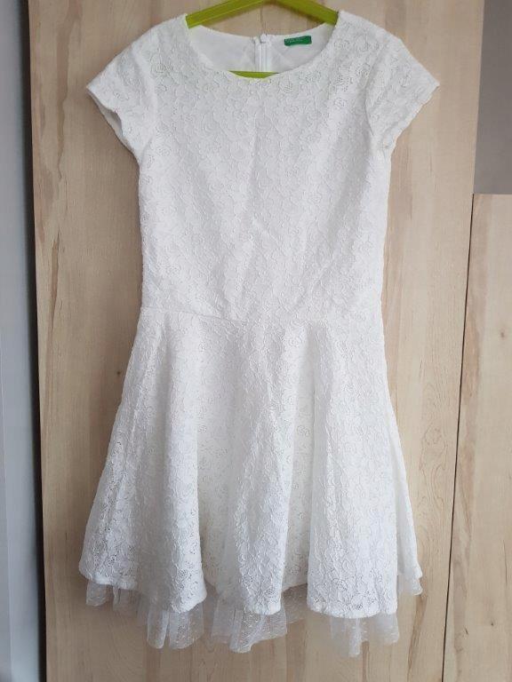 Sukienka – BENETTON rozm. L