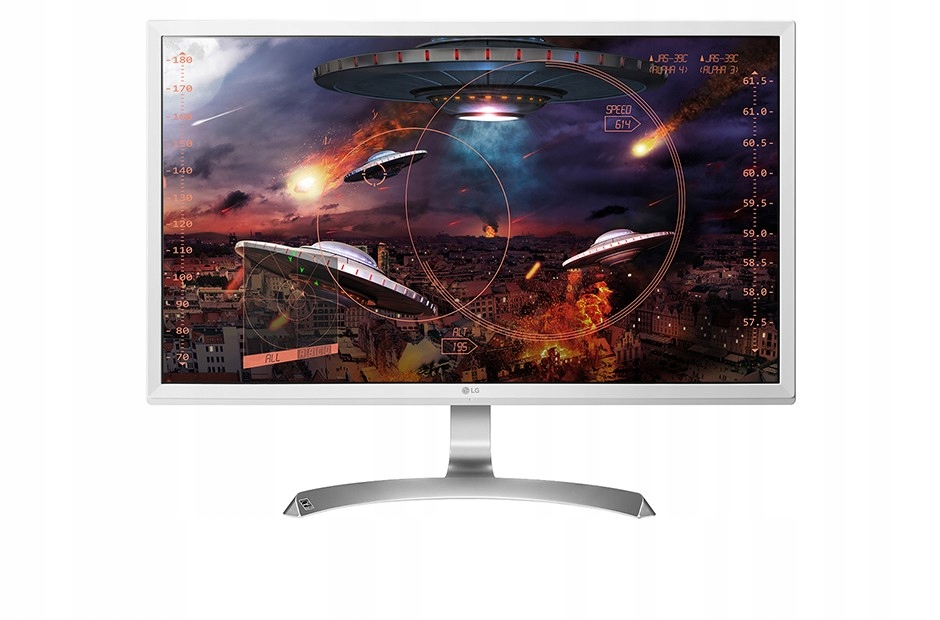 LG ELECTRONICS Monitor 27 LED UHD 4k 27UD59-W