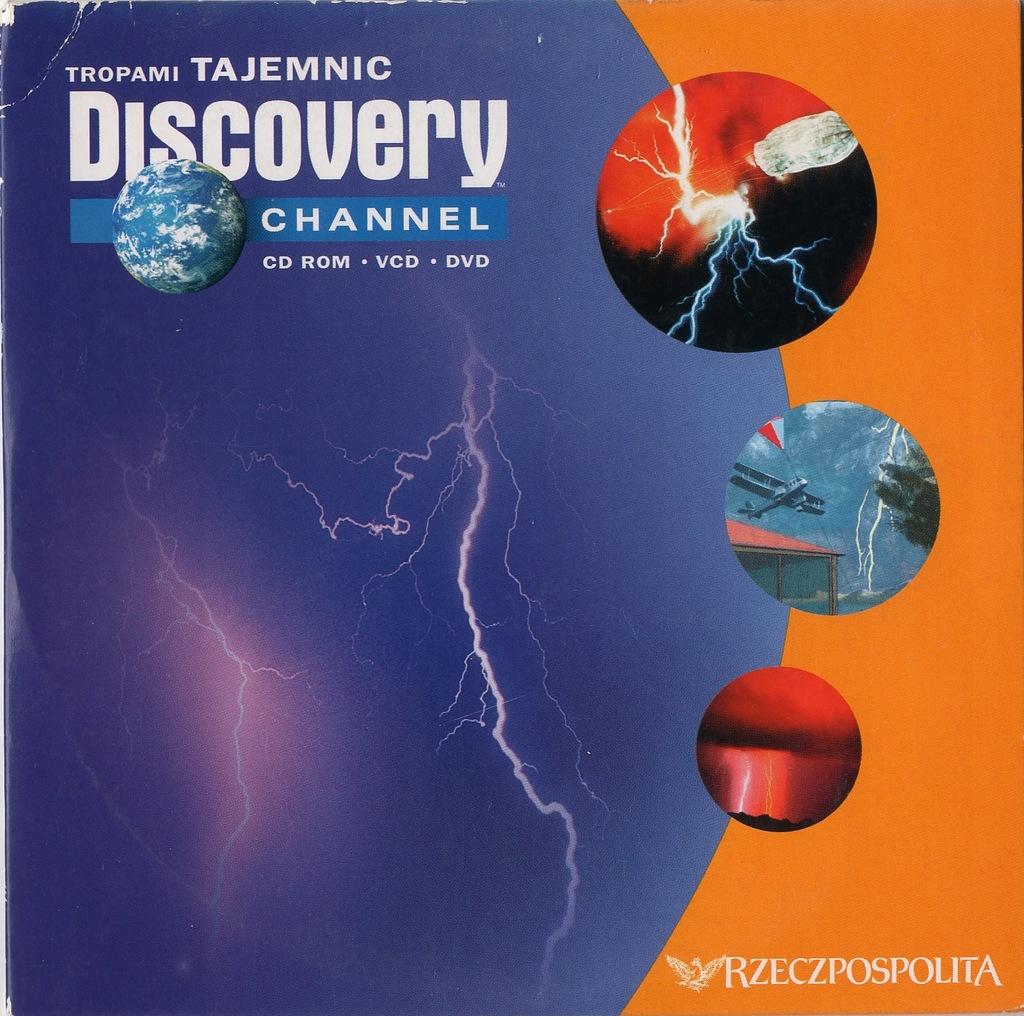 Tropami tajemnic Discovery Channel - Burze