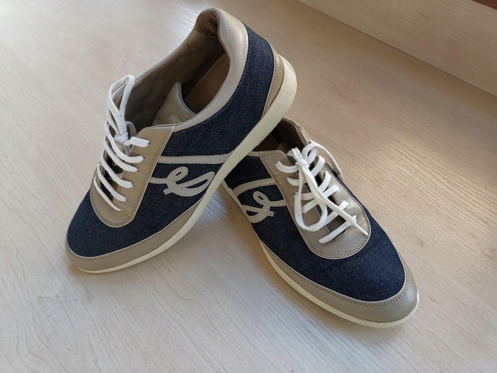 NOWE ekskluzywne buty marki BRIONI r. 42 - UNIKAT