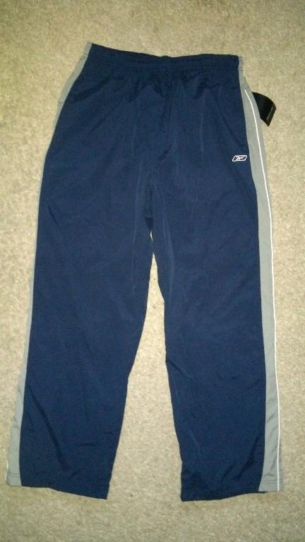 Męskie spodnie dresowe Reebok XL