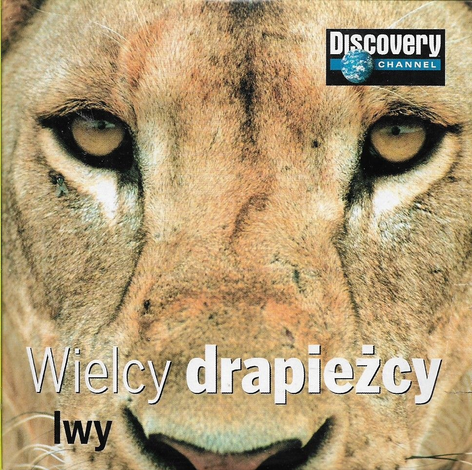 Wielcy drapieżcy - Lwy VCD