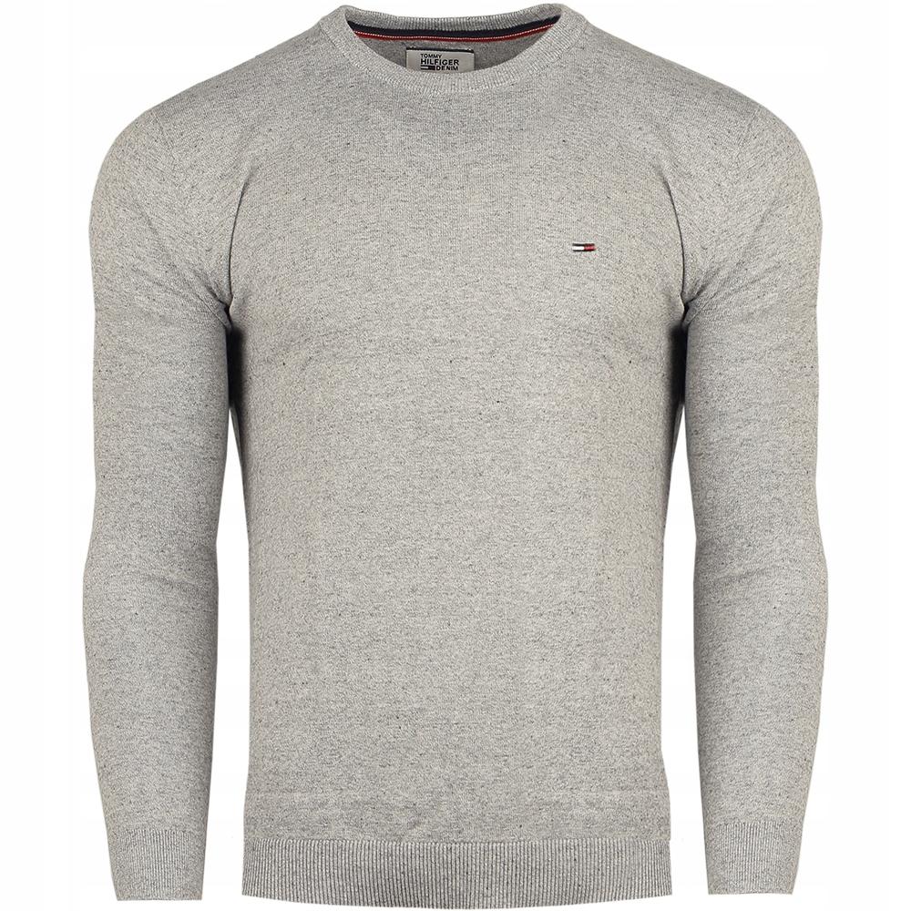 Tommy Hilfiger męski sweter DM0DM02729-038 M