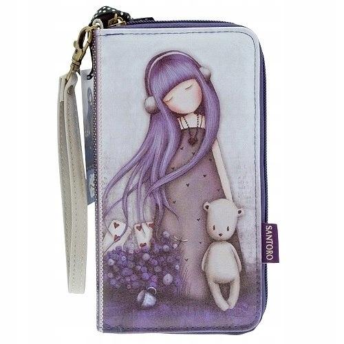 Gorjuss Duży portfel - Dear Alice
