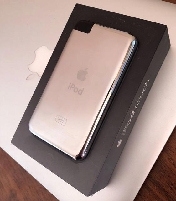 Apple Ipod Touch 1st Gen 8gb A1213 Ios 1 1 5 8163541157 Oficjalne Archiwum Allegro