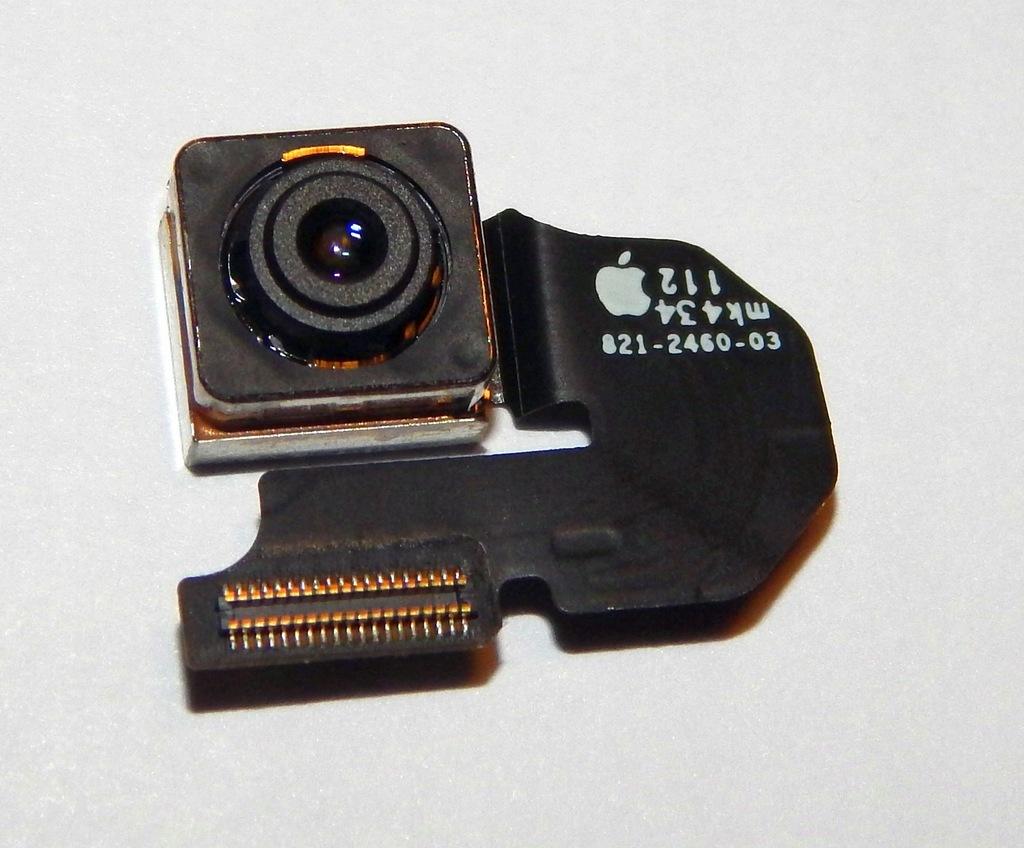 Kamera tylna Apple Iphone 6 Oryginalna